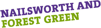1st Nailsworth and Forest Green Scout Group Logo